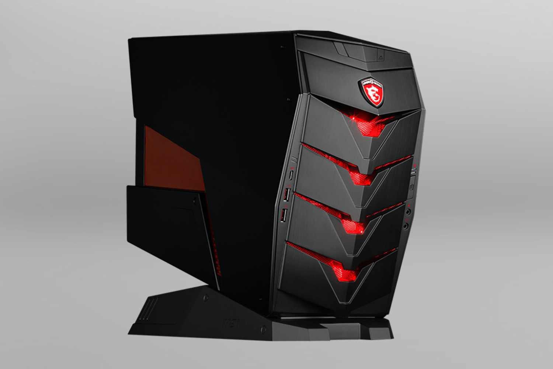 MSI Aegis Series VR Ready Gaming Desktop