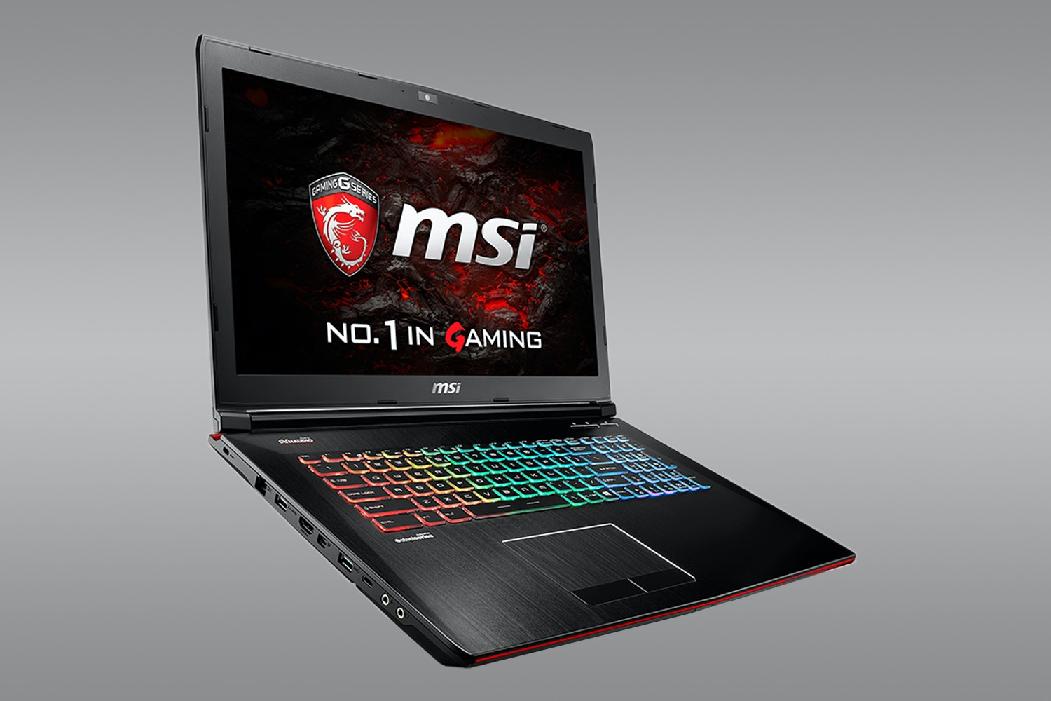 MSI Apache GE72VR Pro Series Gaming Laptop