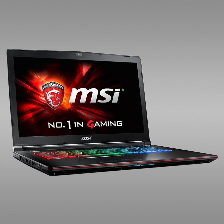 MSI Apache GE72VR Pro Series Gaming Laptop