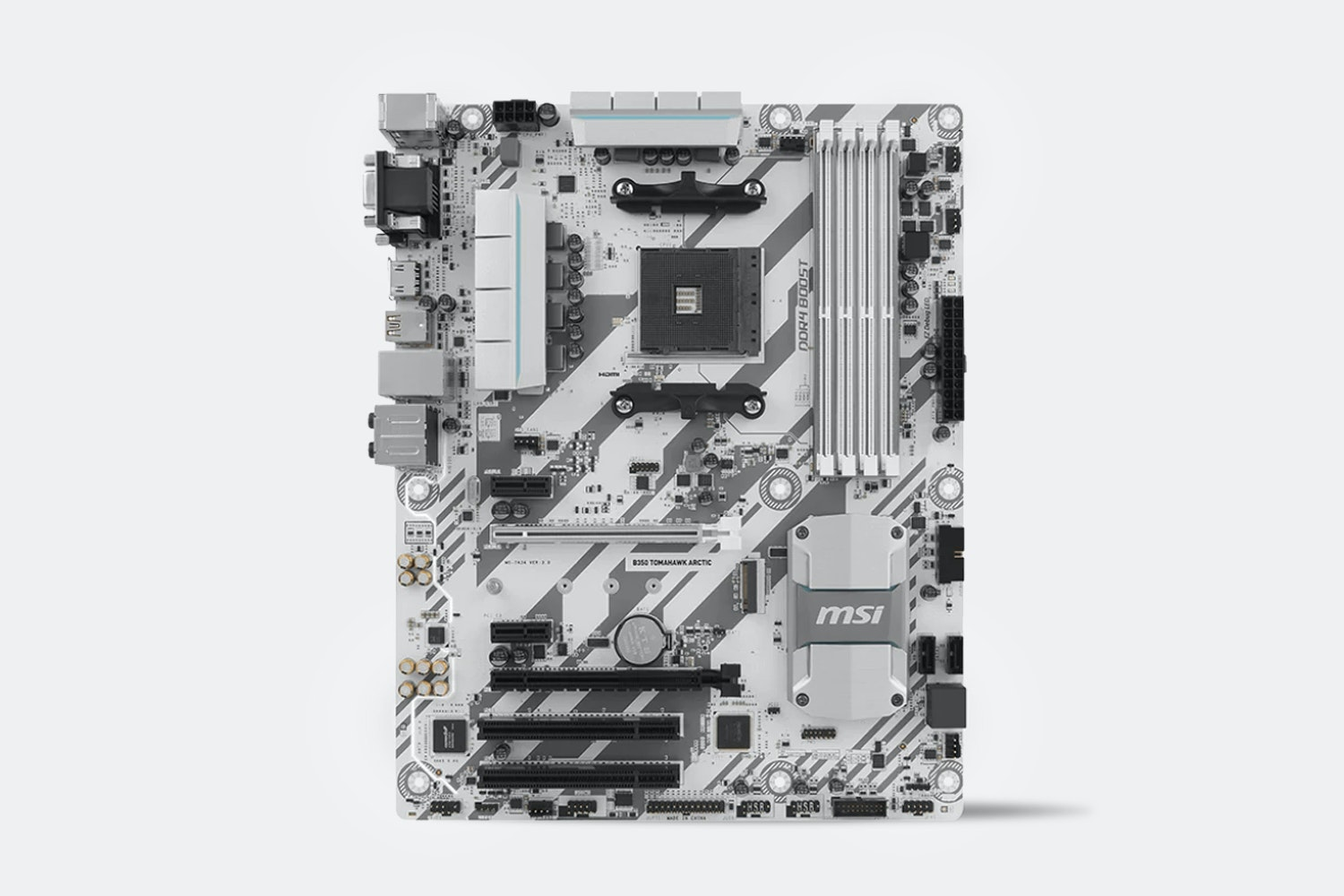 page 1_20170518115042?auto=format&fm=jpg&fit=crop&w=473&dpr=1 msi b350 tomahawk arctic motherboard amd ryzen price & reviews MSI B350 Tomahawk in the Dark at fashall.co