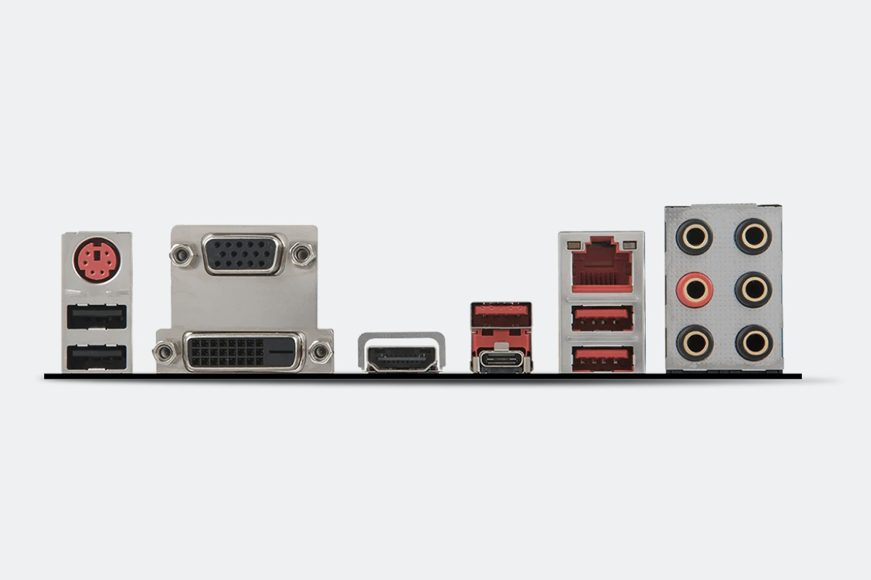 MSI B350 Tomahawk Arctic Motherboard AMD Ryzen