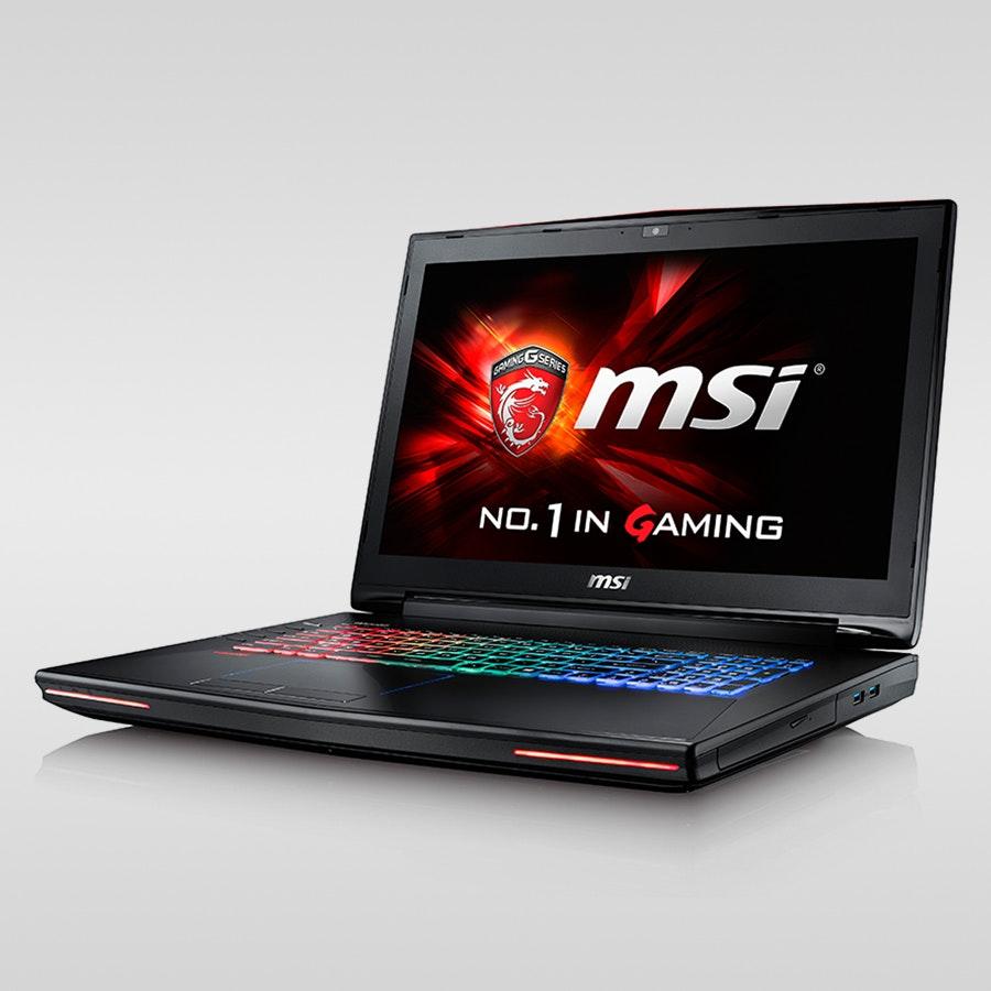 MSI Dominator Series Gaming Notebooks