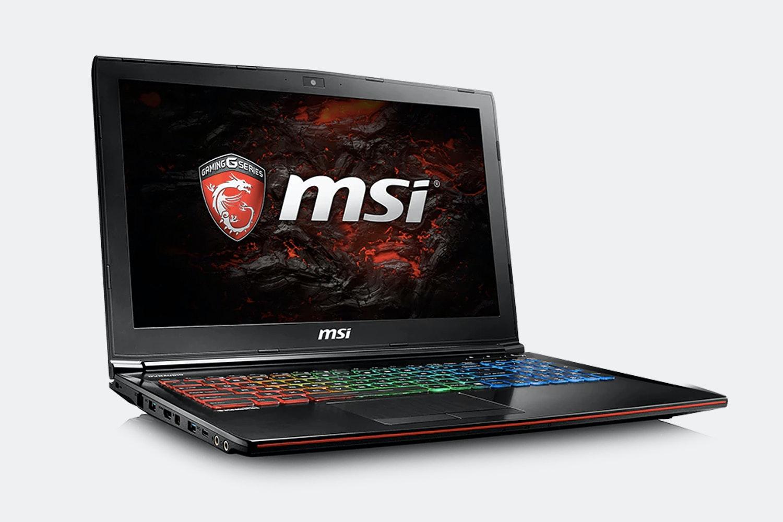 MSI GE62 Apache Pro-008 Notebook Bundle