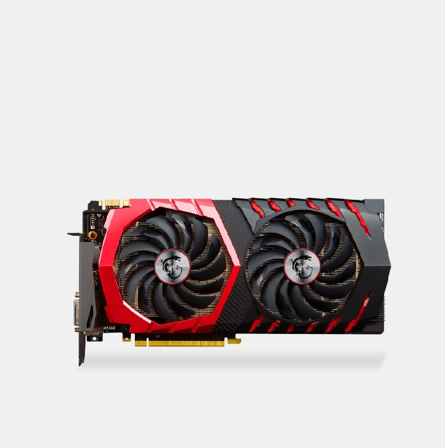 MSI GEFORCE GTX 1060|1070 Gaming X Cards