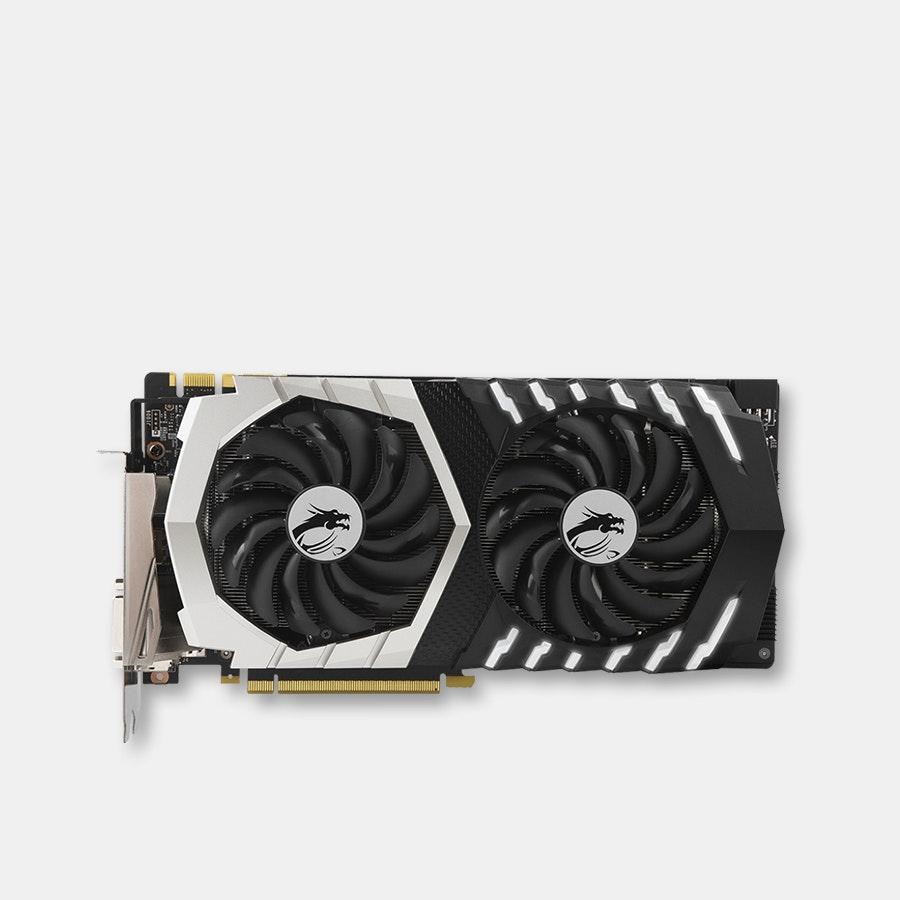 MSI GeForce GTX 1070 Ti Titanium 8GB Bundle