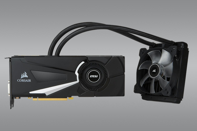 MSI Geforce GTX 1080 8GB SEA HAWK X