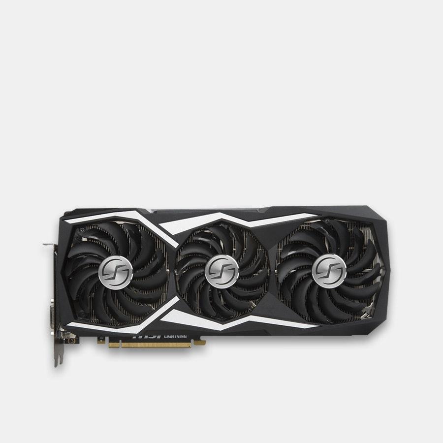 MSI GeForce GTX 1080 TI Lightning Z Graphics Card
