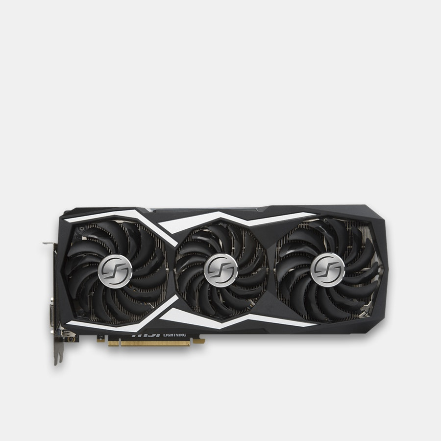 MSI GeForce GTX 1080 TI Lightning Z Graphics Card