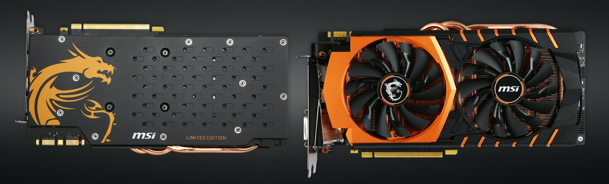 MSI GeForce GTX 980Ti Gaming 6G Golden Edition