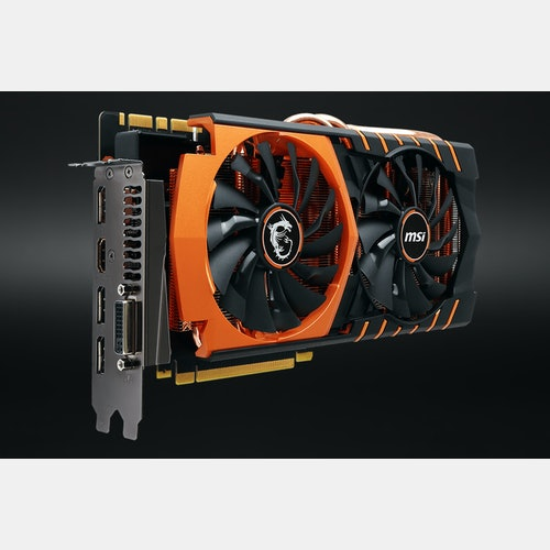 MSI GeForce GTX 980Ti Gaming 6G Golden Edition | Price