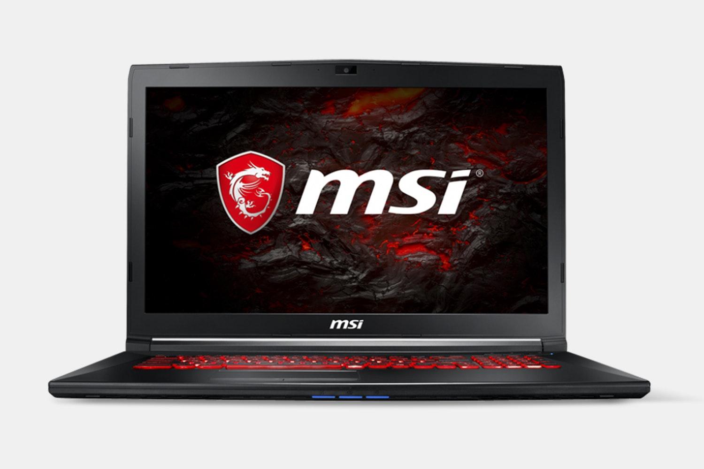 MSI GL72M 17.3-Inch i7-7700HQ Gaming Laptop