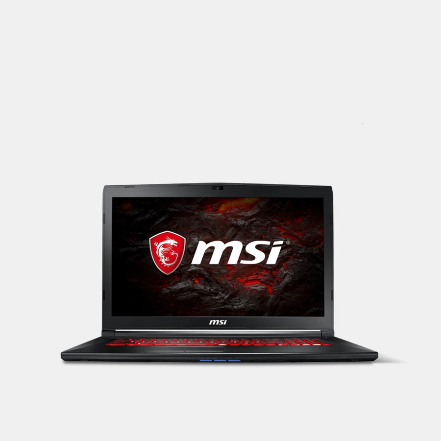 MSI GL72M Gaming Laptop