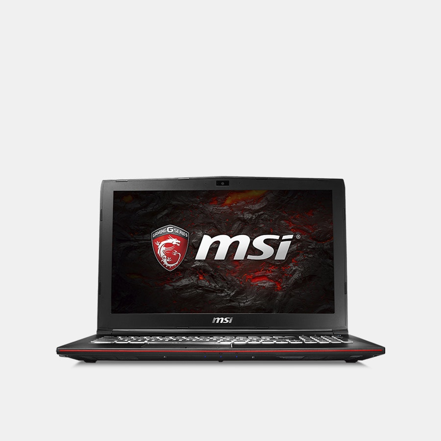 MSI GP62 Leopard (7th Gen Intel) GTX 1050 Laptop