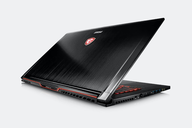 "MSI GS73VR 17"" 120hz GTX 1070 Ultra Thin Laptop"