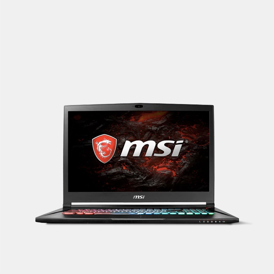 MSI GS73VR Stealth Pro Gaming Laptops