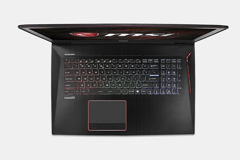 MSI GT73VR 17.3-Inch 120Hz Titan-017 Gaming Laptop