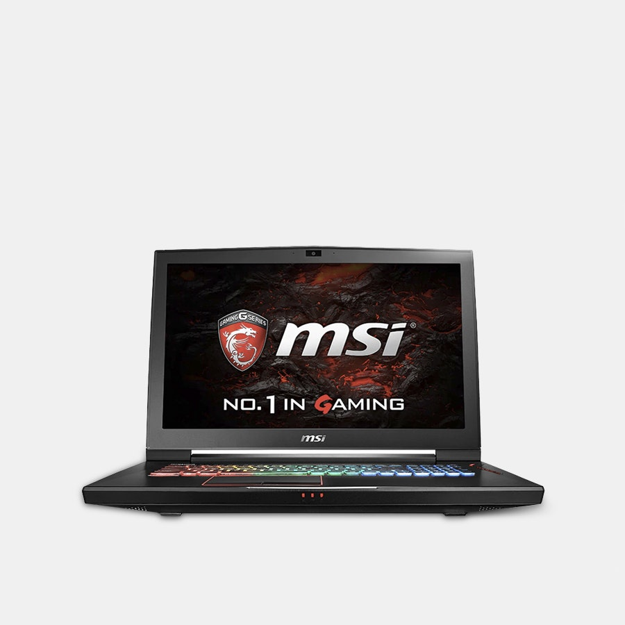 MSI GT73VR 17.3-Inch 120Hz Titan-017 Gaming Laptop