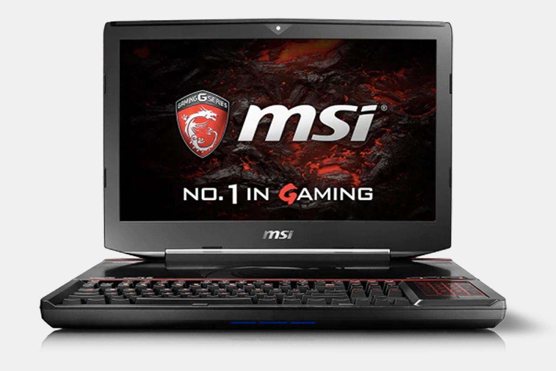 MSI GT83VR Titan SLI-023 Gaming Laptop