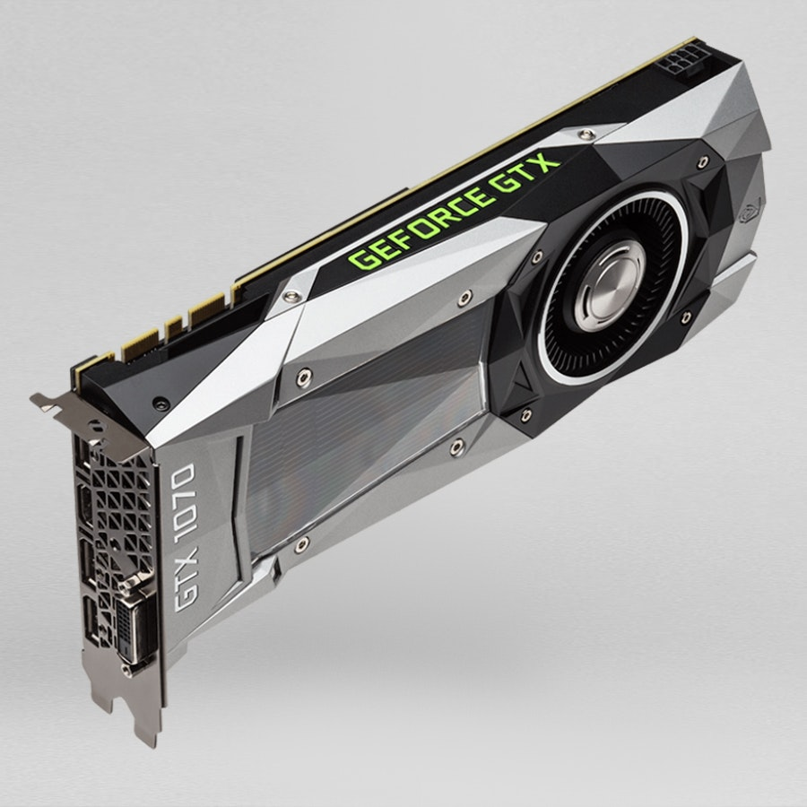 MSI GTX 1070 Founders Edition