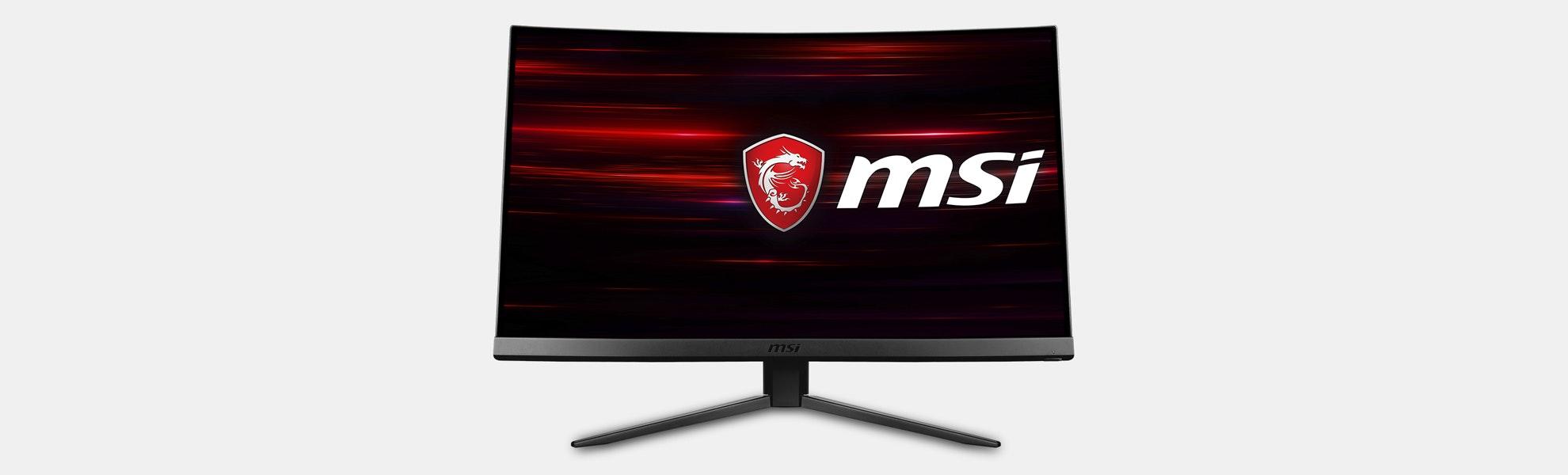 """MSI Optix 24/27"""" 144Hz Gaming Monitors"""