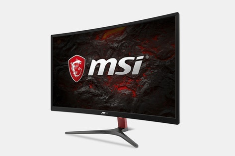 Msi Gaming Monitor 27 Curved Review