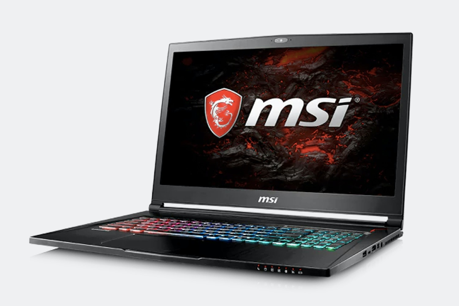 MSI Stealth Pro 17-Inch 4K GS73VR Gaming Laptop