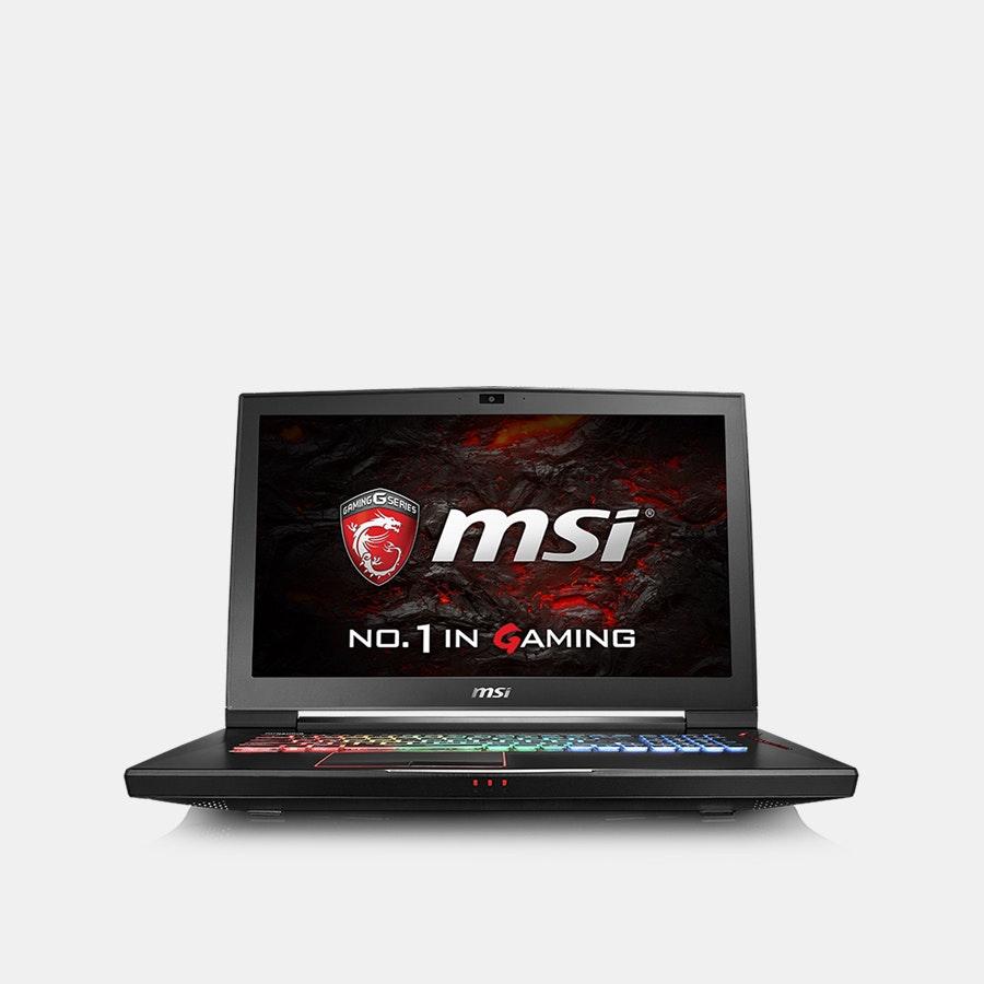 MSI Titan Gaming Laptops: GT73 / GT75 / GT83