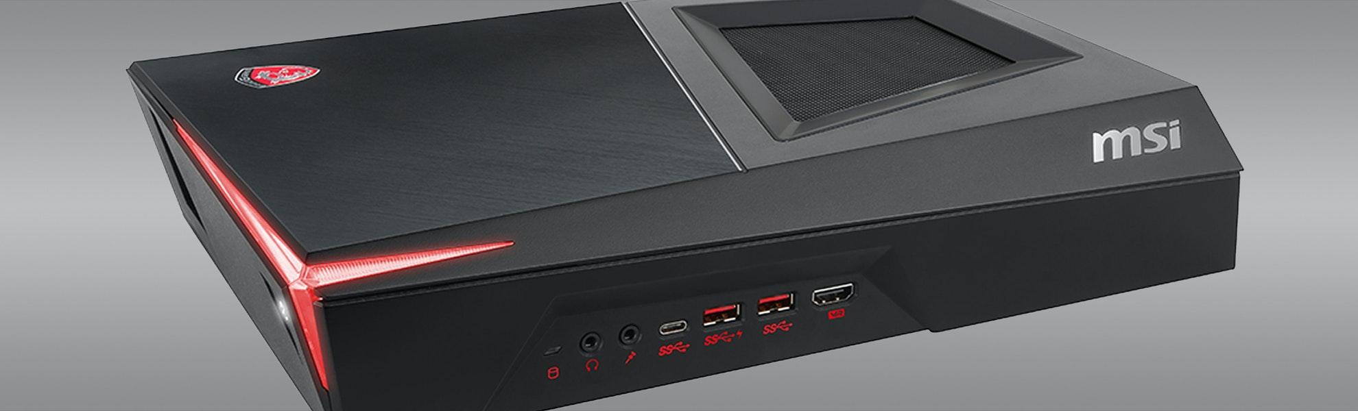 MSI Trident Mini Gaming PC