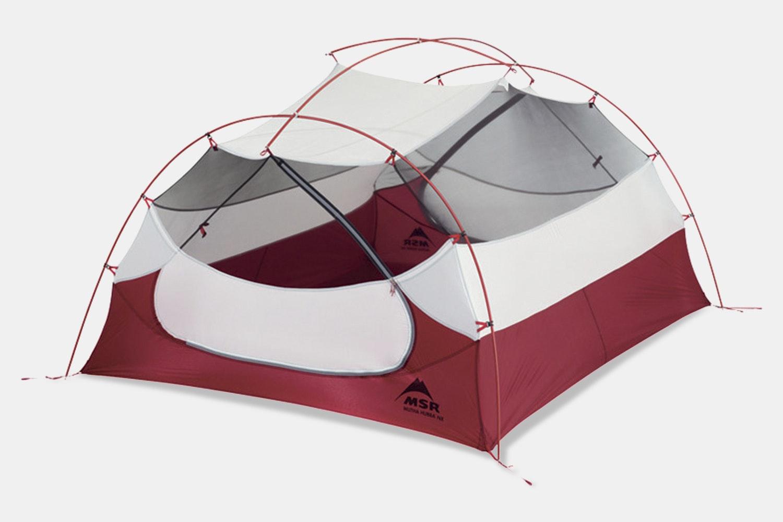 Mutha Hubba NX three-person tent (+ $70)