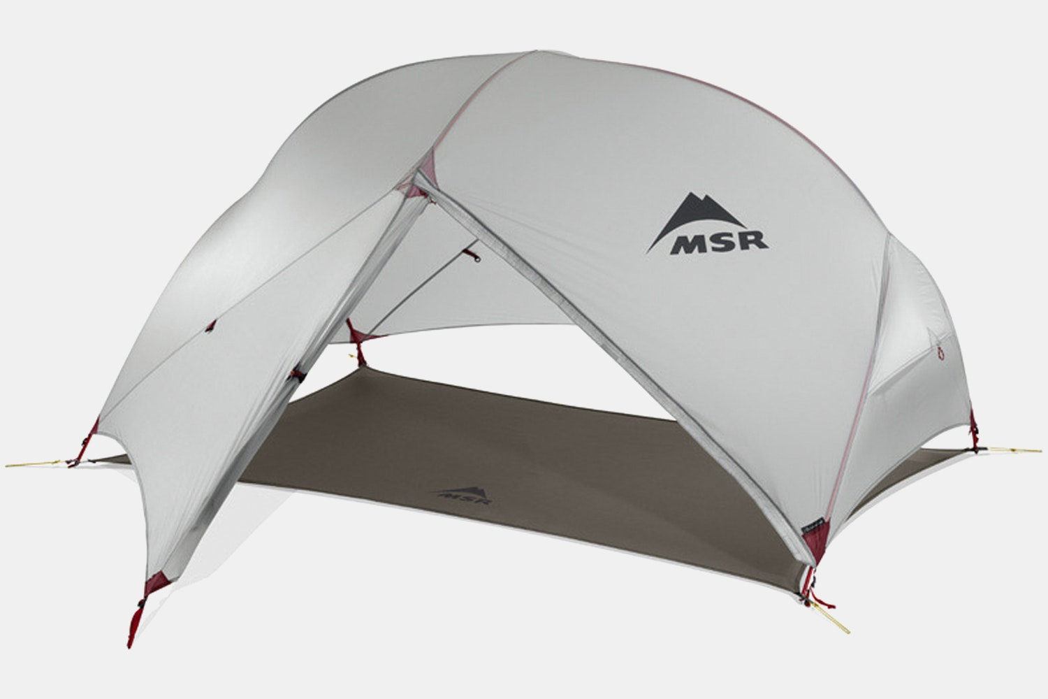See It in Action & MSR Hubba NX Tents   Price u0026 Reviews   Massdrop