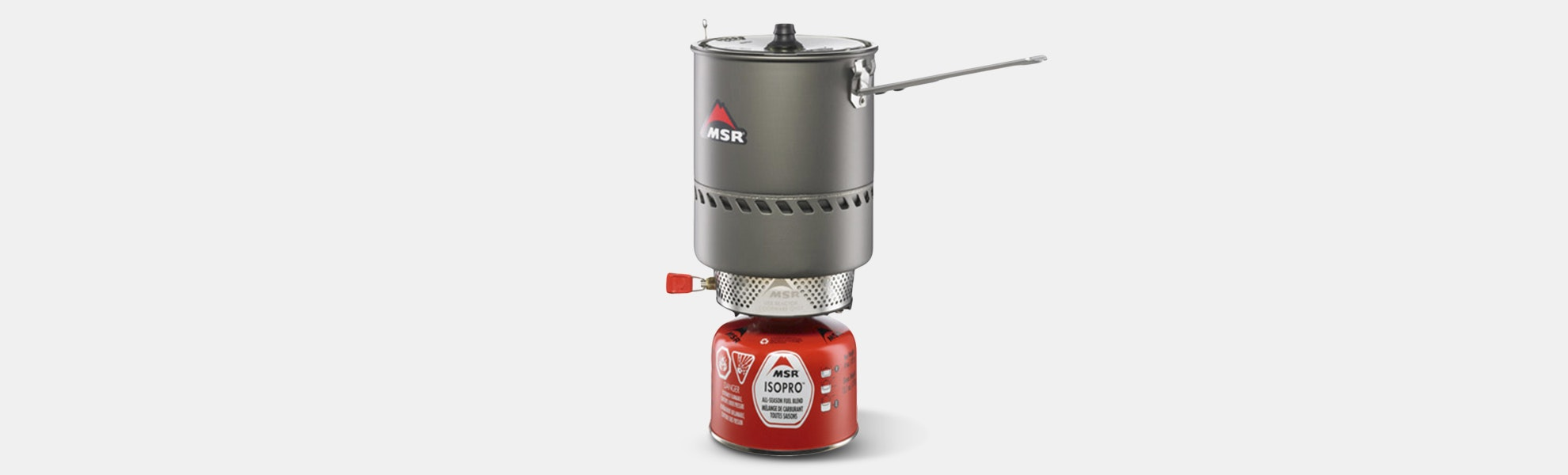 MSR Reactor Stove Systems or Cookware