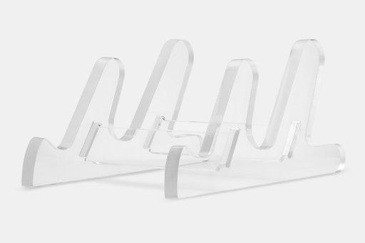 mStone Acrylic Keyboard Stand