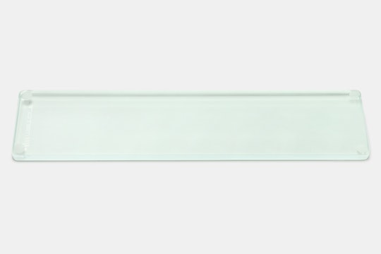 mStone Crystal Glass Wrist Rest