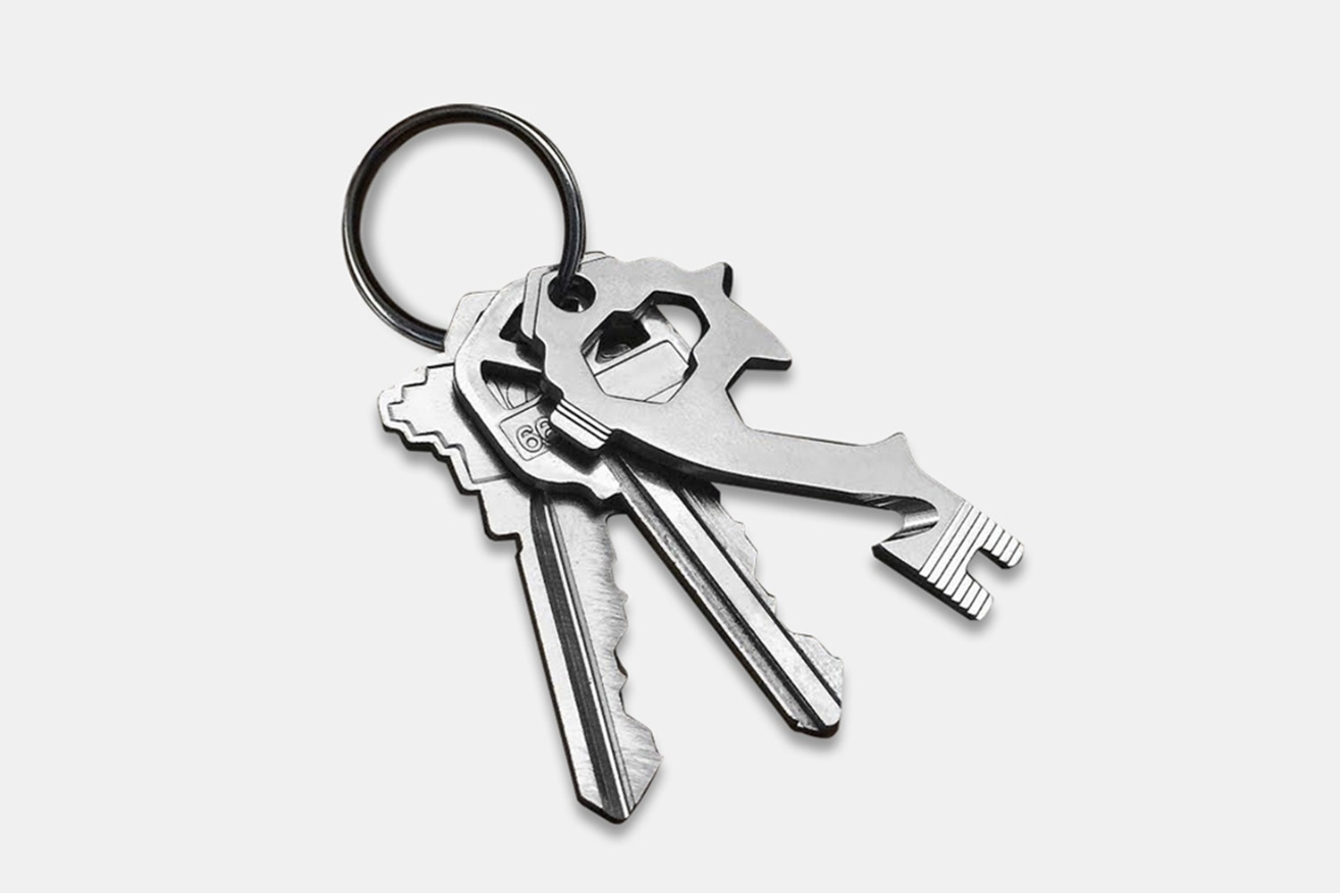 MSTRMND Collective MSTR KEY 20-in-1 Keychain Tool