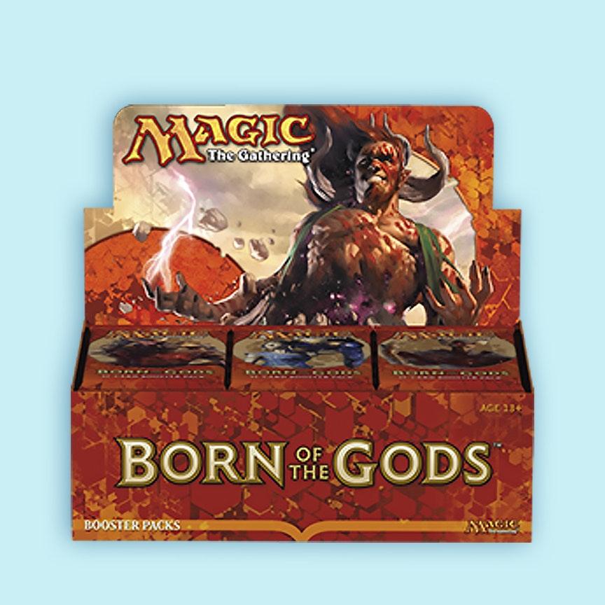 Born of the Gods Booster Box