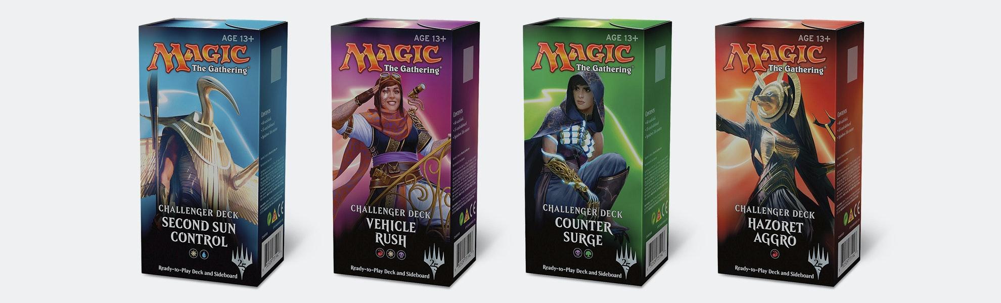 MTG: Challenger Decks 4-Pack