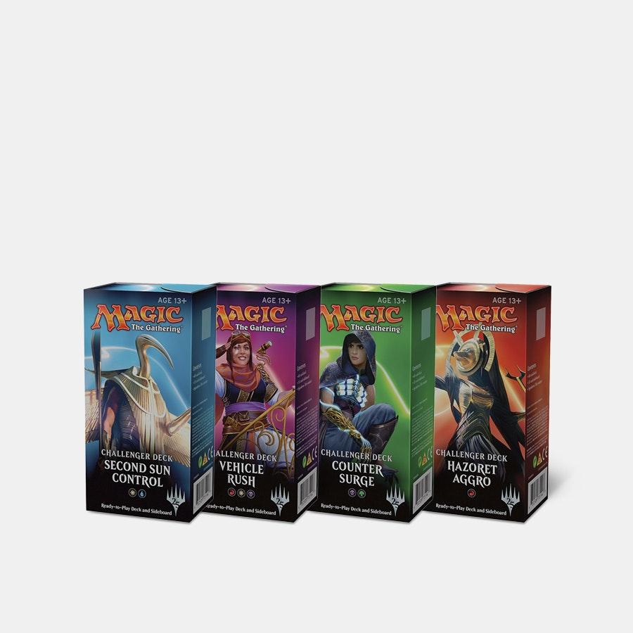MTG: Challenger Decks 4-Pack (Preorder)