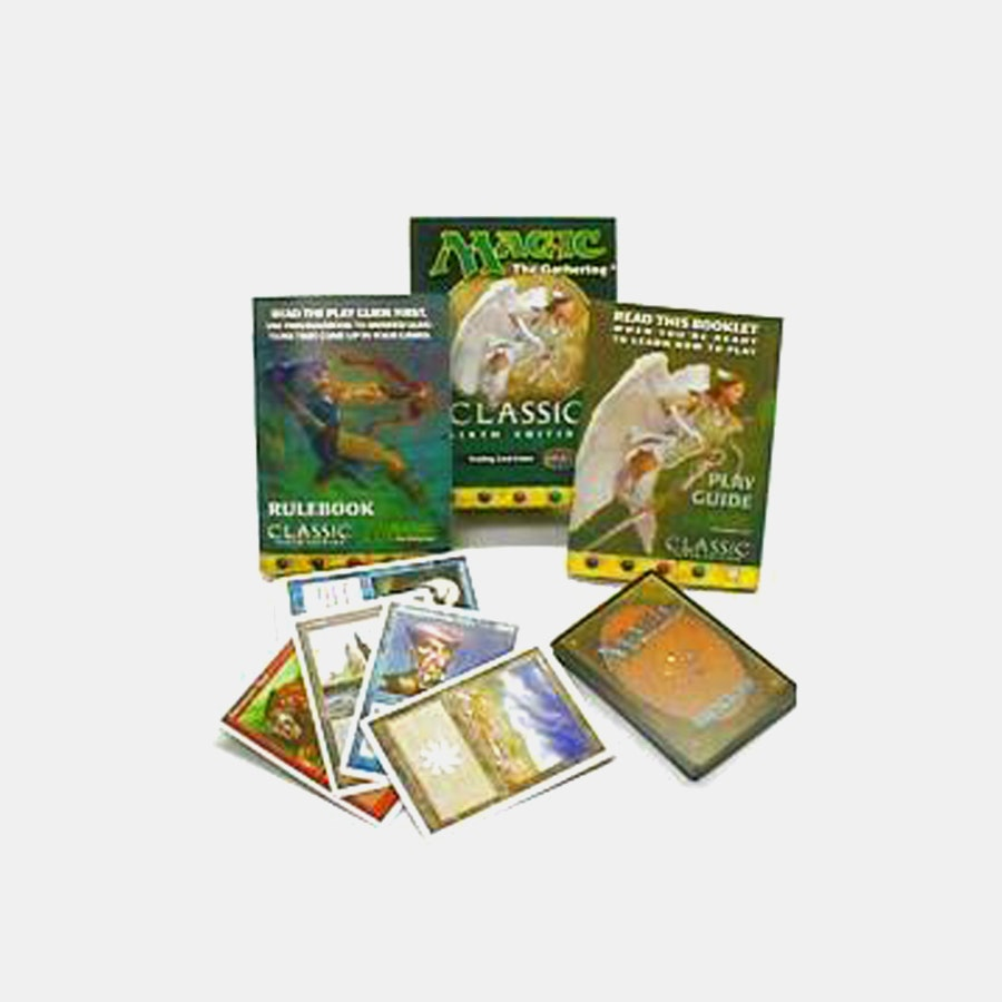 MTG Classic 6th Edition 2-Player Starter Pack