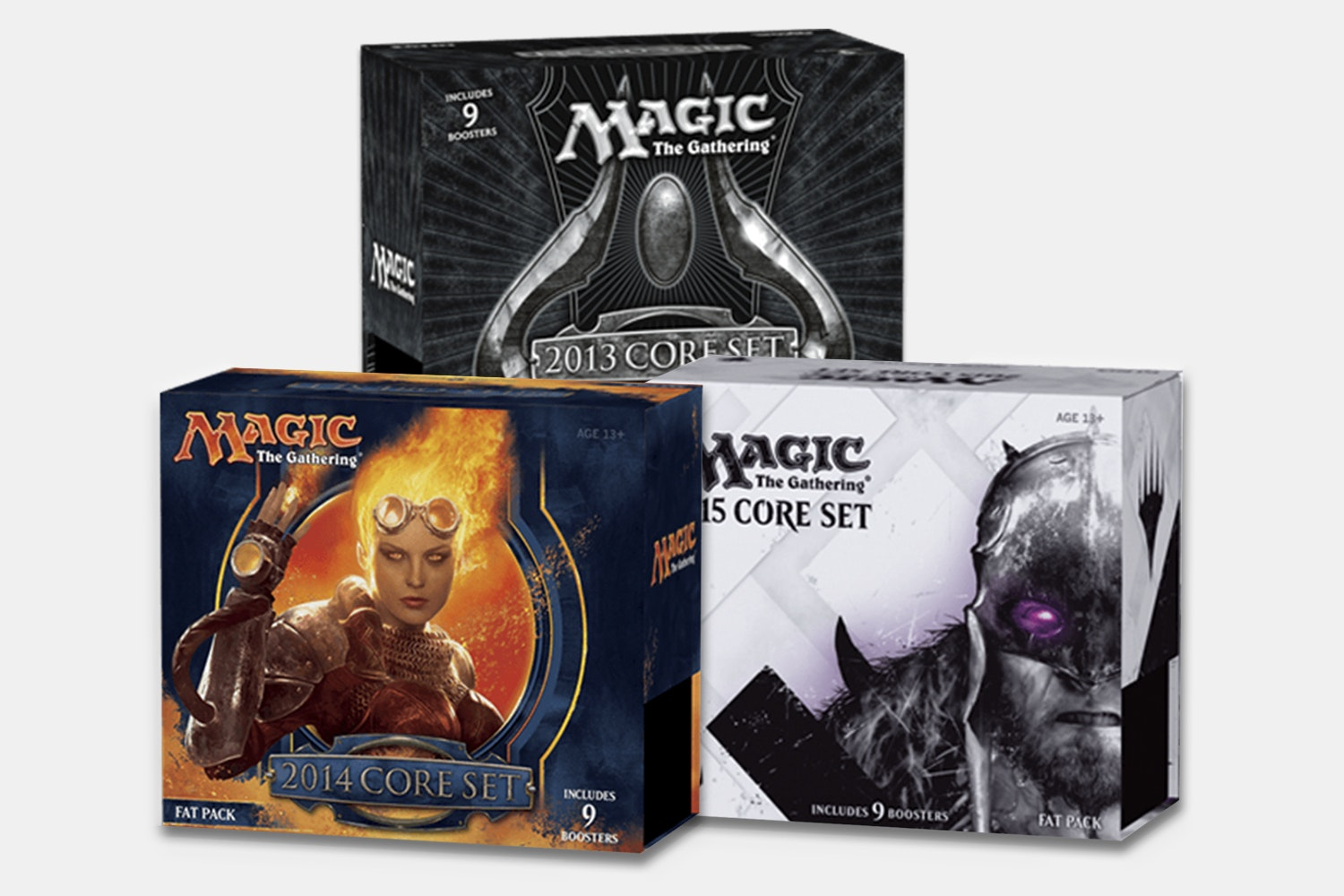 MTG Core Edition Fat Pack 2013-2015
