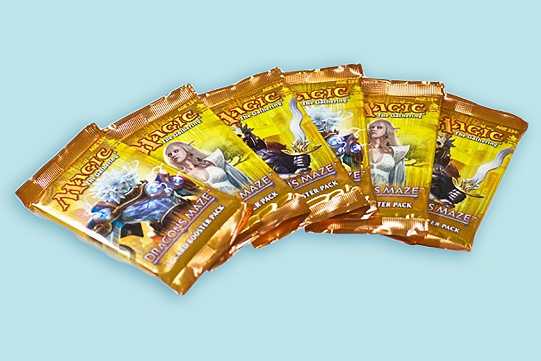 Dragon's Maze Booster Box + Fat Packs