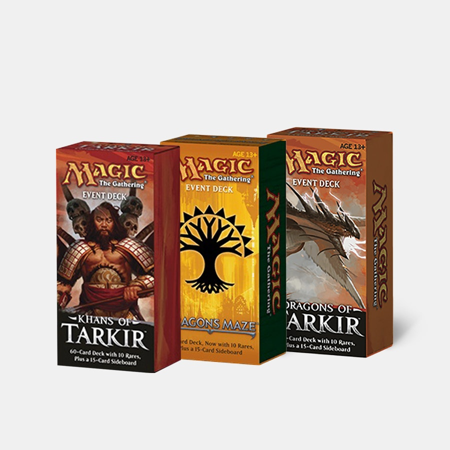 MTG Event Deck Bundle