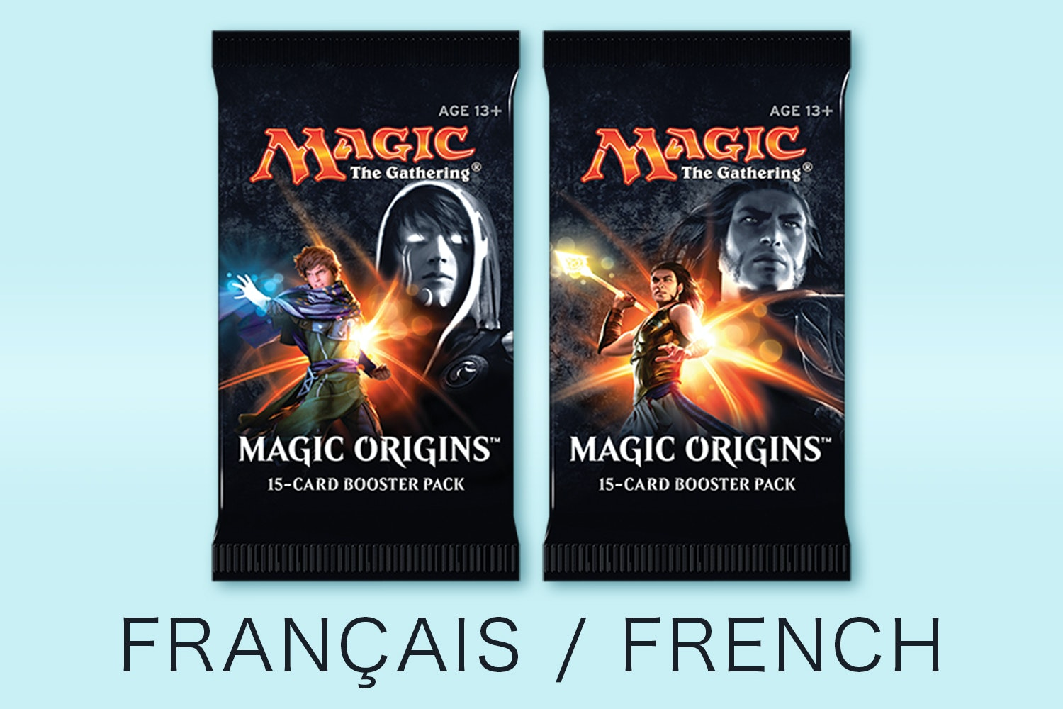 Origins in French