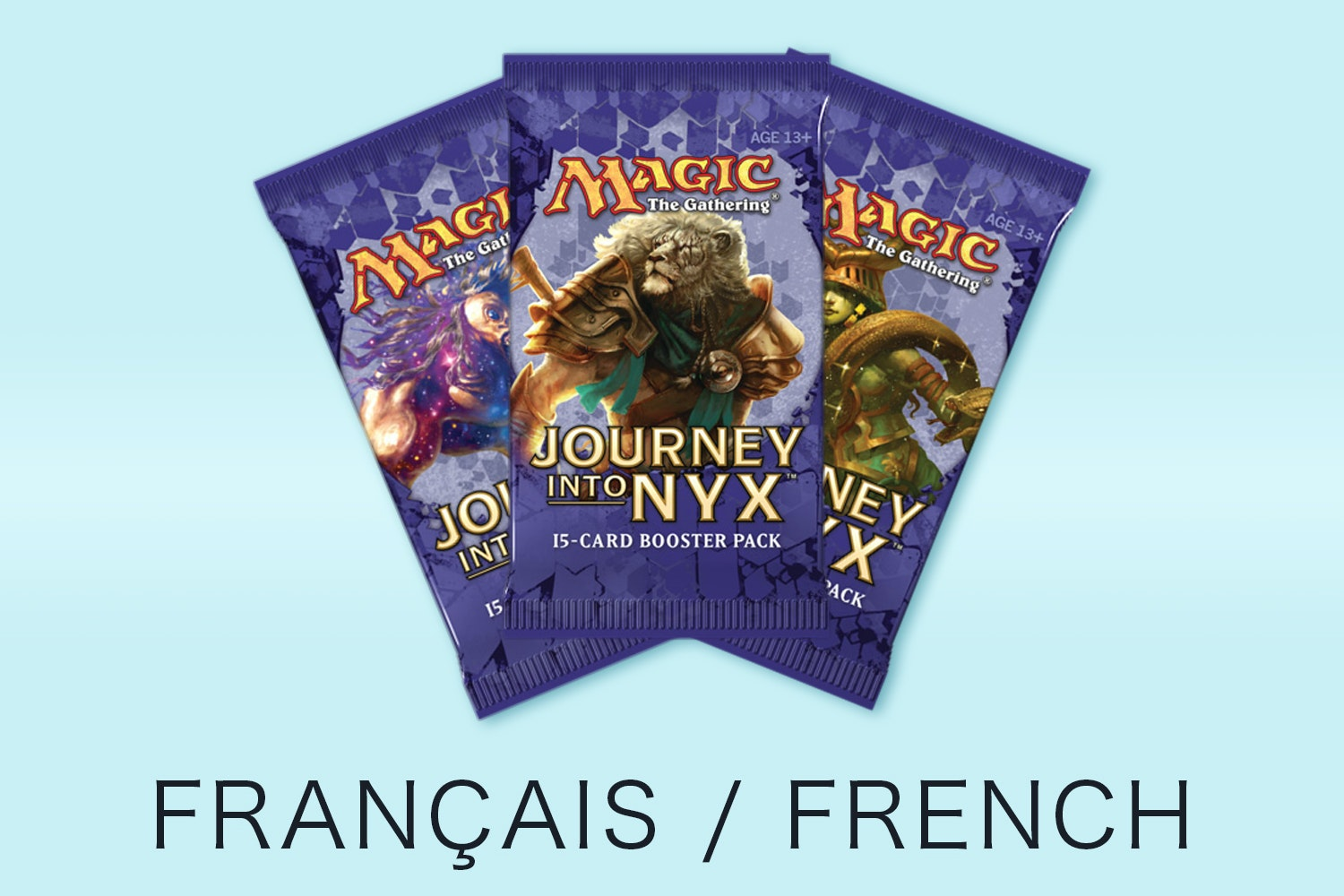 Journey Into Nyx in French