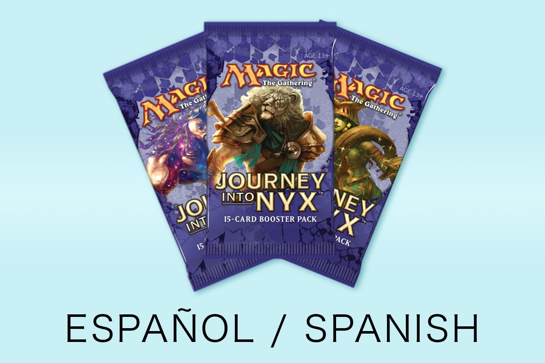 Journey Into Nyx in Spanish