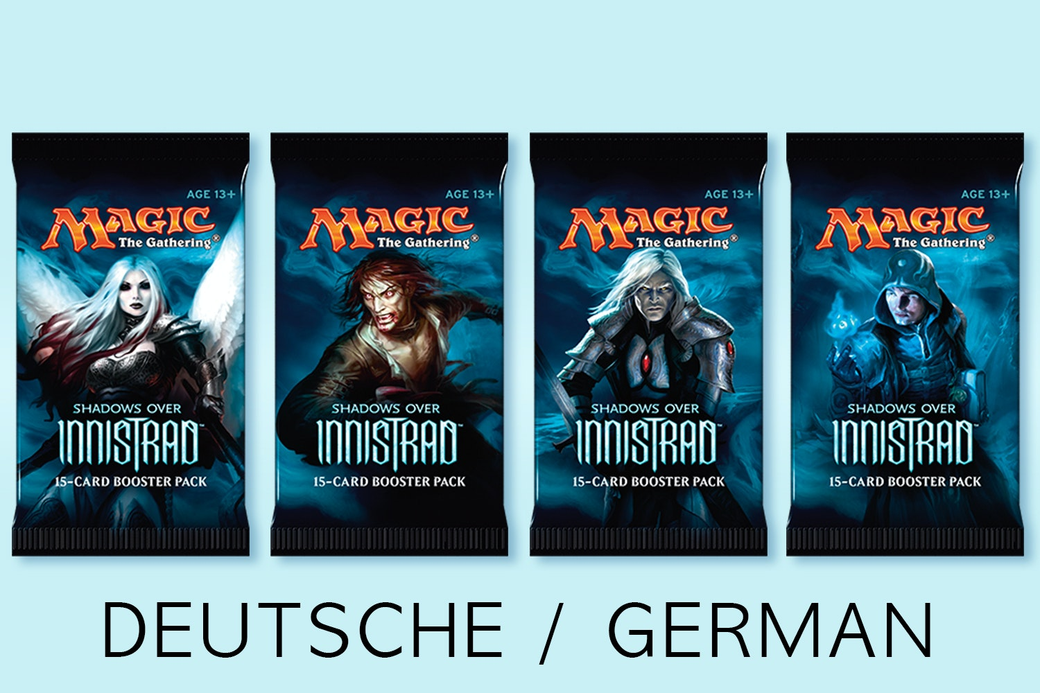 Shadows Over Innistrad in German
