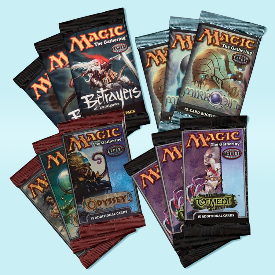MTG Foreign Chaos Booster Box