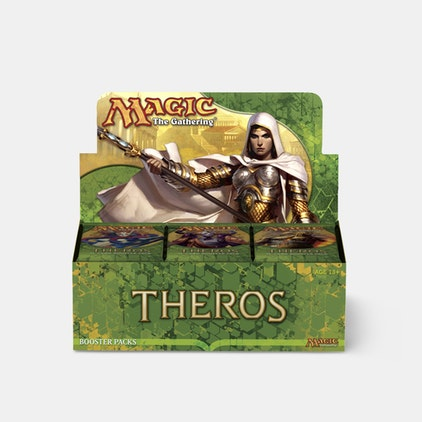 Shop Mtg Theros Booster Box Mapping Discover Community Reviews At