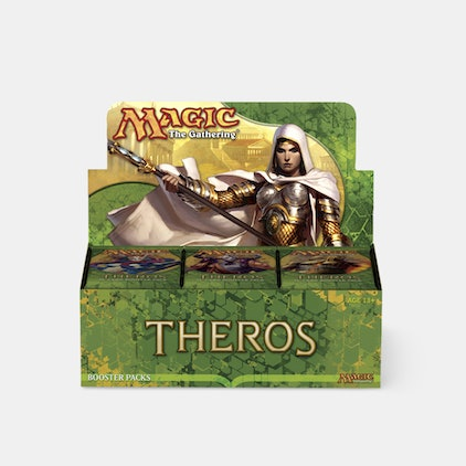 Shop Mtg Theros Booster Box Mapping Discover Community Reviews At Drop