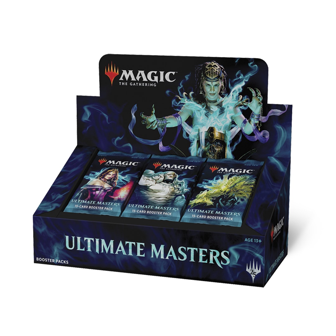 MTG Ultimate Masters Booster Box
