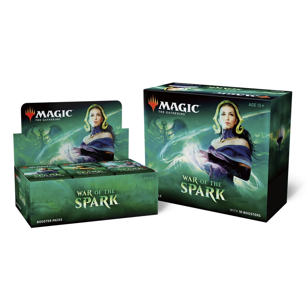 MTG War of the Spark Booster Box + Bundle